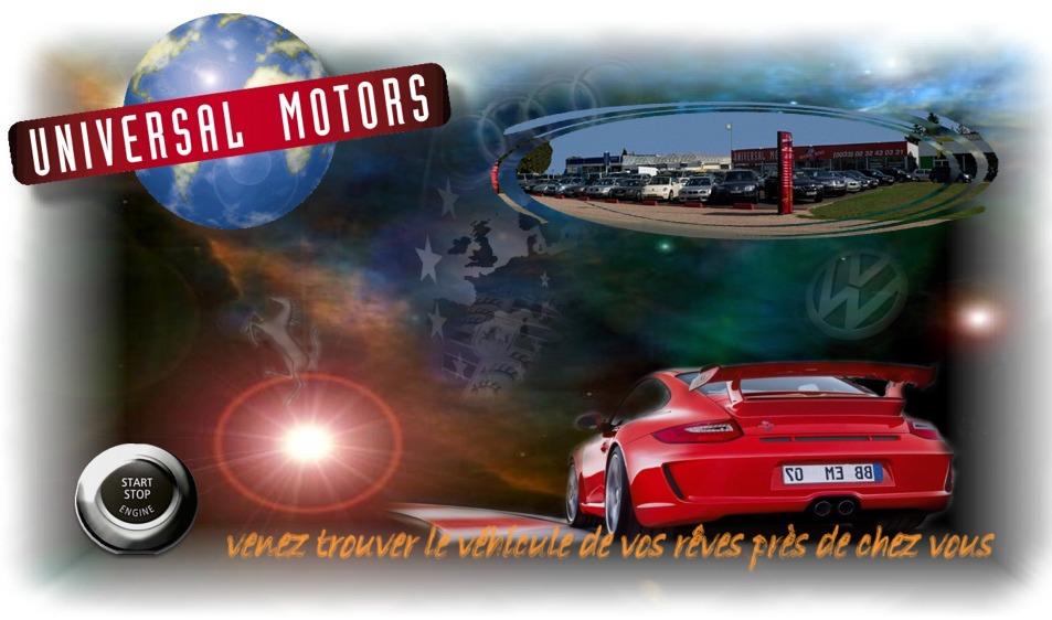 Universal motors garage automobile bernay r paration achat vente v hicules toutes marques - Garage reparation toute marque ...